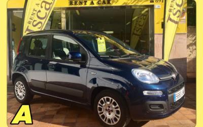 Iscar Rent a Car - GRUPO A (Panda, Twingo)