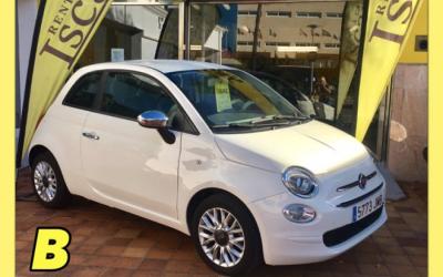 Iscar Rent a Car - GRUPO B ( Hyundai i 20, Fiat 500)