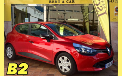 Iscar Rent a Car - GRUPO B2 ( Clio)