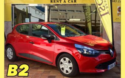 Iscar Rent a Car - GRUPO B2 ( Clio)