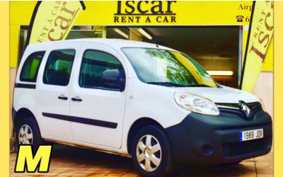 Iscar Rent a Car - GRUPO M (Kango)