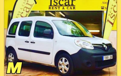 Iscar Rent a Car - GRUPO M (Kango)