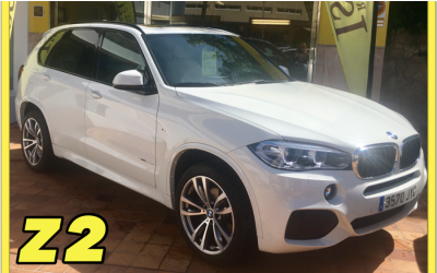 Iscar Rent a Car - GRUPO Z2 ( BMW X5)