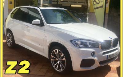 Iscar Rent a Car - GRUPO Z2 ( BMW X5)