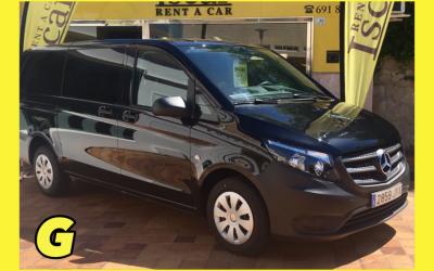 Iscar Rent a Car - GRUPO G ( Espace, Vito)