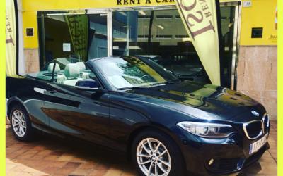 Iscar Rent a Car - GRUPO Z  (BMW SERIE 2 CABRIO)
