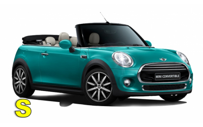 Iscar Rent a Car - GROUPO S - Mini Cabrio or similar