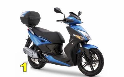 Iscar Rent a Car - GROUP 1 - Scooter 125cc
